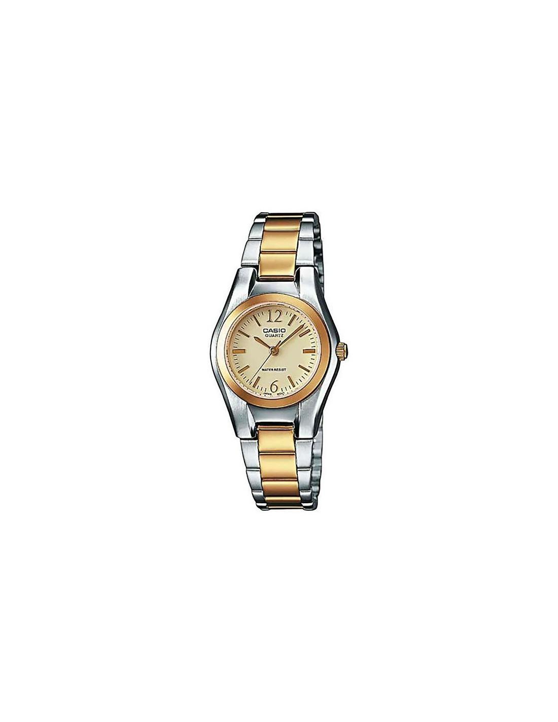d06020718bca Reloj Mujer Casio Collection LTP-1280PSG-9AEF - Carex Joyeros