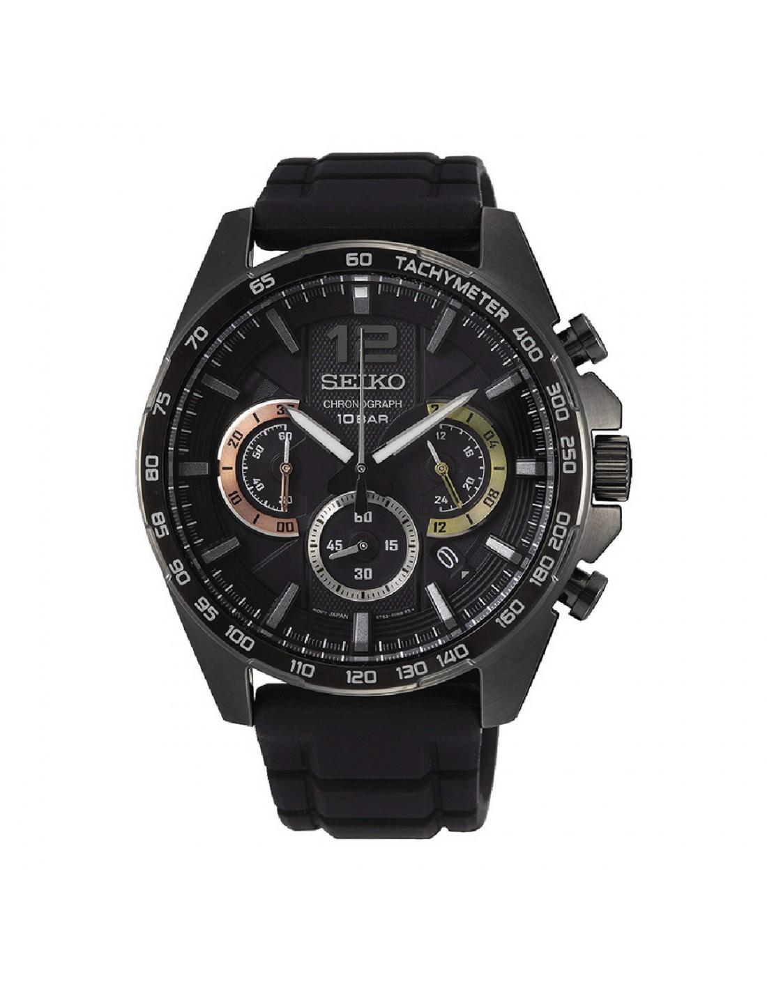 Reloj Hombre Seiko Cronograph SSB349P1