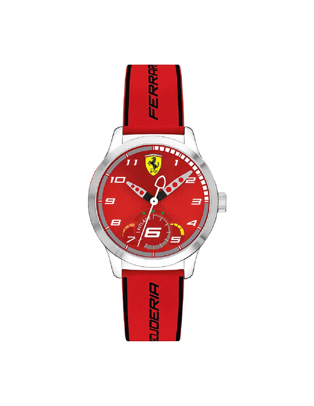 Reloj Infantil Ferrari Pitlane 0860004